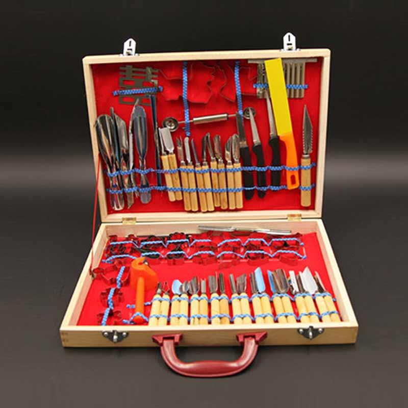 80 pièces outils de sculpture de cuisine fruits légumes garniture découpe gravure éplucheuses outils de coupe 99 DC120-in Ensembles de couteaux from Maison & Animalerie    3