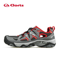 2017 New Clorts Men Aqua Water Shoes Summer Quick Drying Sneaker Lightweight Upstream Shoes Breathable Shoes