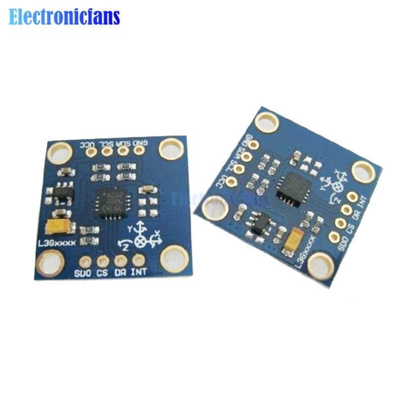 GY-50 L3G4200 3-Axis digital gyro vitesse angulaire capteur module pour Arduino