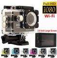 Wifi Full HD 1080p Action Camera 2.0 LCD GOLDFOX sj4000 Helmet Cam Go Waterproof Hunting Camera Pro Sport DV Travel Kit Recorder