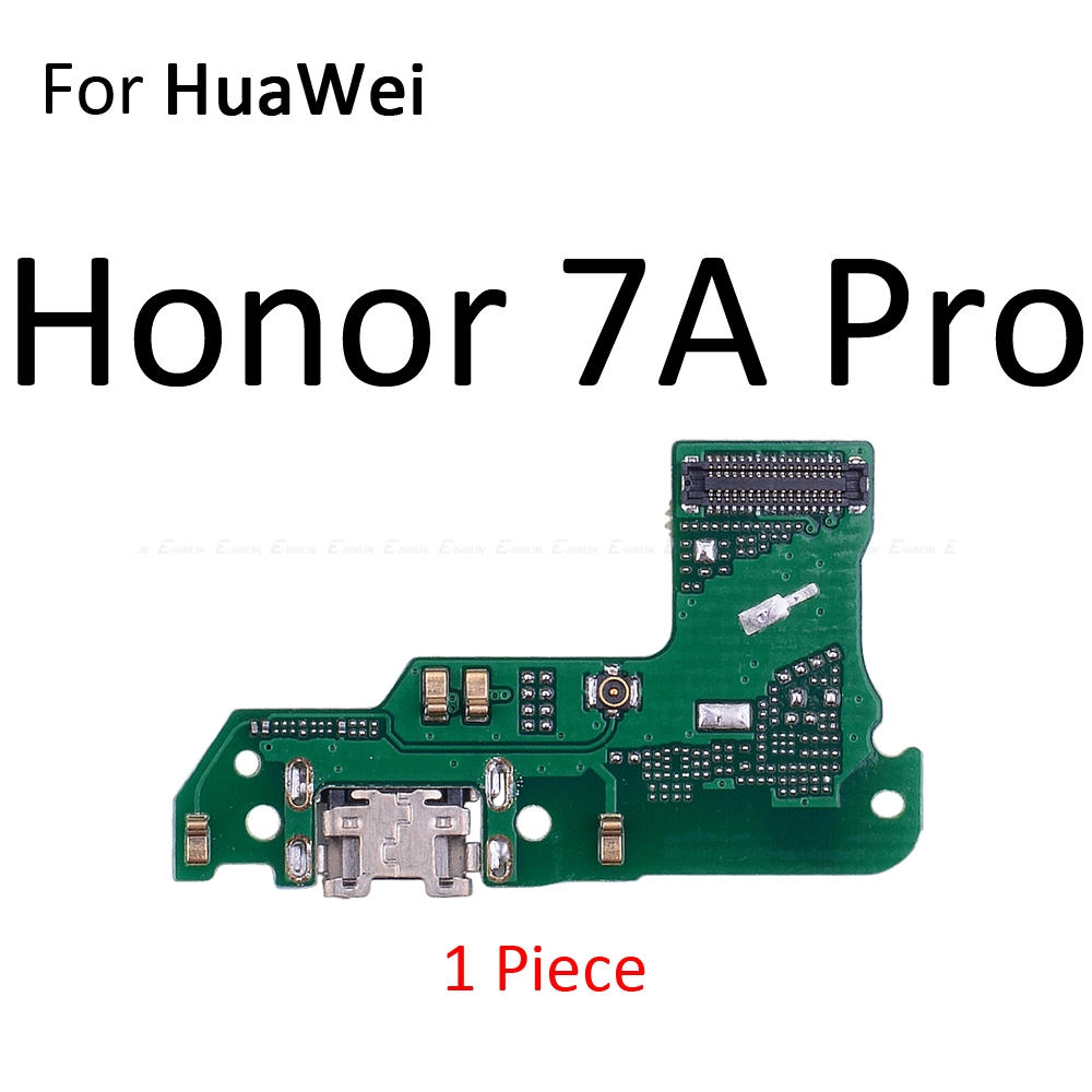 Image 3 - Charging Port Connector Board Parts Flex Cable With Microphone Mic For HuaWei Honor Play 8A 7A 7C 7X 7S 6A 6C 6X 5C Pro-in Mobile Phone Flex Cables from Cellphones & Telecommunications