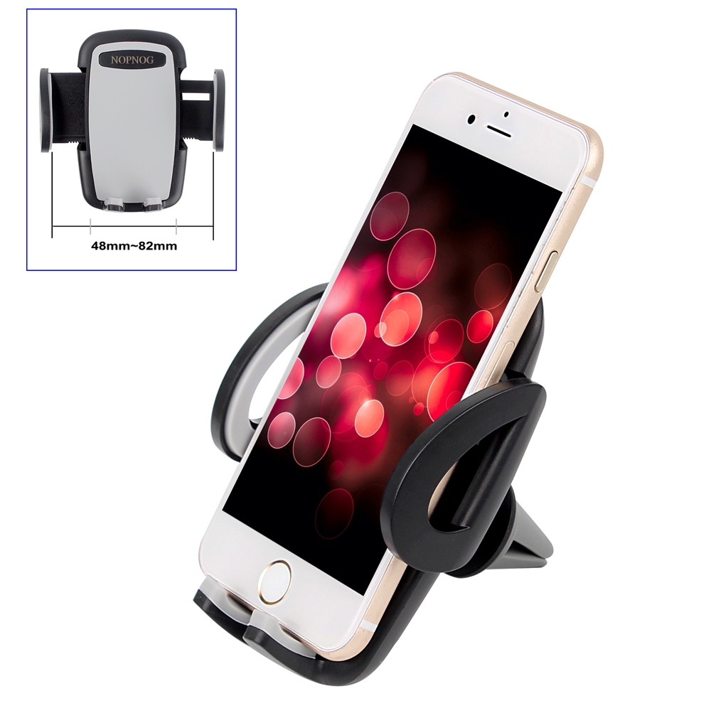 GPS Support 360 Degrees Rotation Mobile Phone Stand Cradle for Smartphone Car Air Vent Phone Holder for iPhone 6 6s 7 7s Samsung