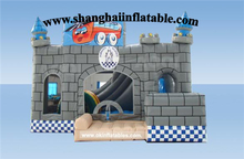 2016 New Design Air Bouncer Inflatable Trampoline / Inflatable Bouncers For Sale castle bounce house
