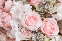 Laeacco Photography Background Blossom Flower Rose Love Wedding Party Baby Portrait Photographic Backdrop Photocall Photo Studio