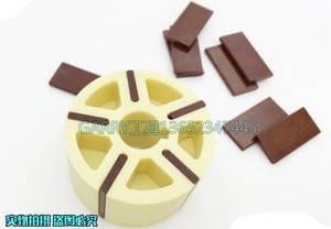 pneumatic sanders  air tools prima palm orbital sander  5 inch spare parts accessories plastic rotor 35*20*10mm vane key 20*9mm