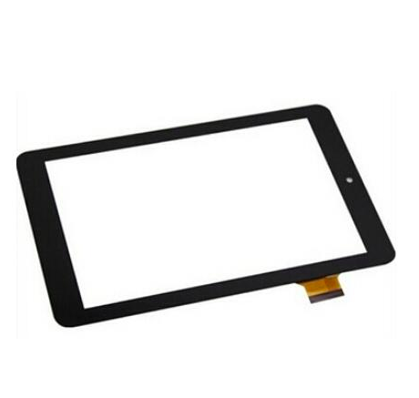 New For 7 inch DNS AirTab PG7001 Tablet Capacitive touch screen panel Digitizer Glass Sensor replacement Free Shipping 7 inch tablet capacitive touch screen replacement for bq 7010g max 3g tablet digitizer external screen sensor free shipping