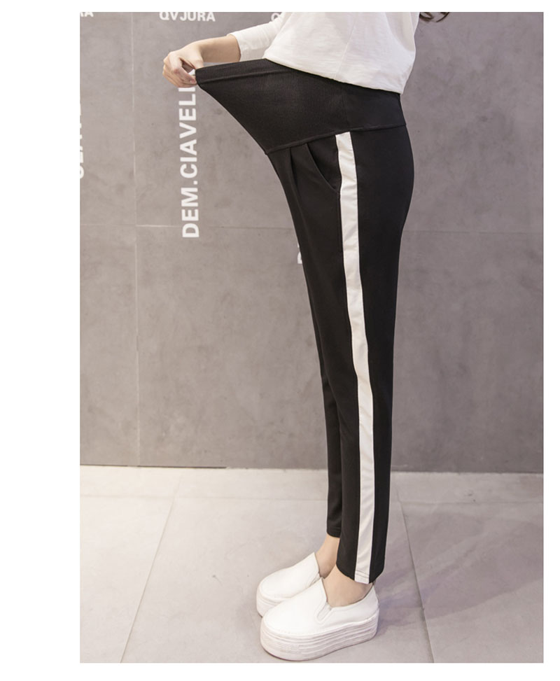 0c55355208726 2019 Casual Pants For Pregnant Women Clothing Maternity Trousers ...