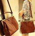 2017 Vintage Известные дизайнерский бренд сумки женщины кожаные сумки pu кожа crossbody сумка леди маленький бродяги сумка