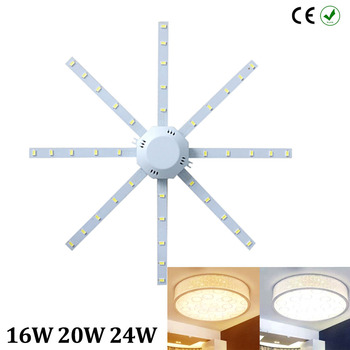 16W 20W 24W Light Board 85V-265V 5730SMD LED Energy Saving Expectancy