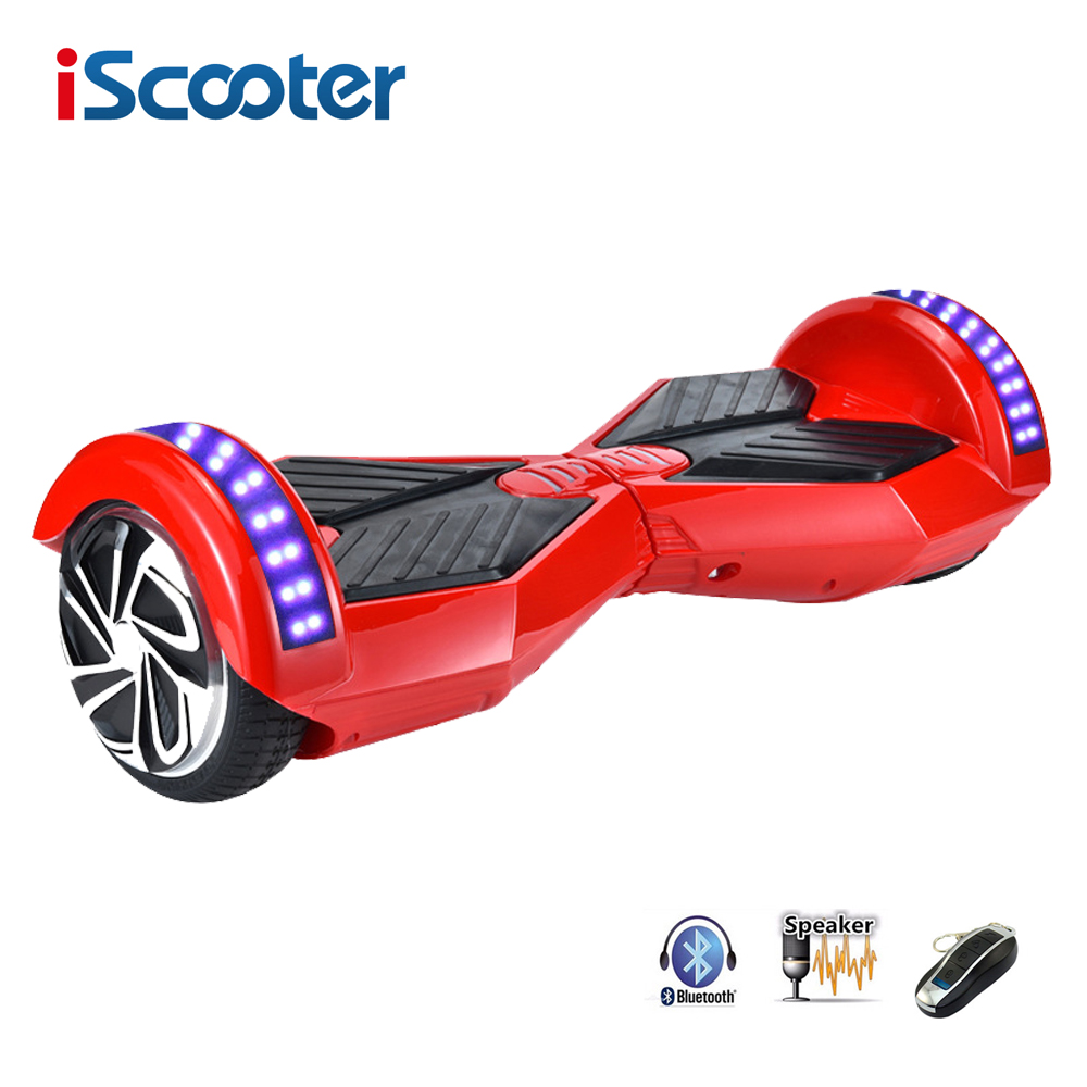 giroskuter bluetooth hoverboard 8inch 2 wheel smart electric scooter balance hover board led 8. Black Bedroom Furniture Sets. Home Design Ideas