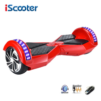 Giroskuter Bluetooth Hoverboard 8inch 2 Wheel Smart Electric Scooter Balance Hover Board LED 8 Hover Board