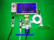 """INNOLUX 7.0 """"pouces Raspberry Pi LCD Écran Tactile TFT Moniteur AT070TN92 avec écran Tactile Kit HDMI Entrée VGA Carte de Conducteur"""