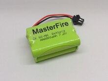 MasterFire Brand New 7.2V AAA 800mAh Ni-Mh Battery Rechargeable NiMH Batteries Pack Free Shipping цена в Москве и Питере
