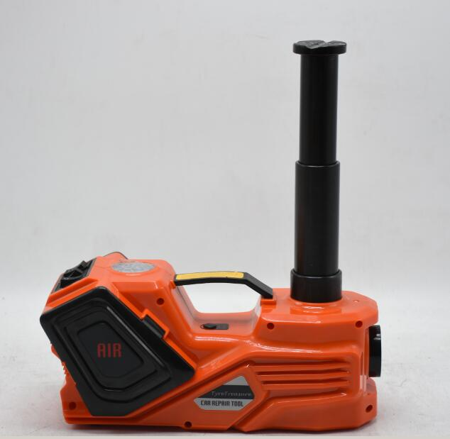 new model 3 tons suv lifting electric hydraulic jack with electric wrencn and air pump