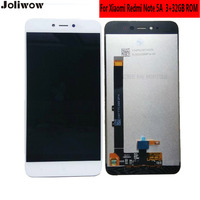 For Xiaomi Redmi Note 5A Note5A 3GB RAM 32GB ROM LCD Display Touch Screen Snapdragon 435