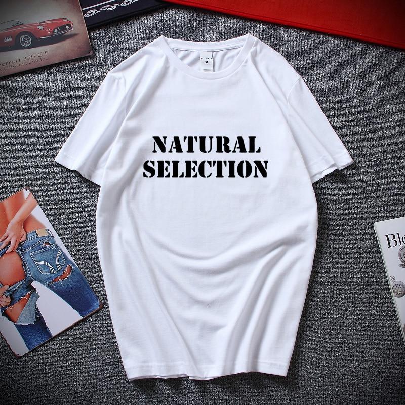 Summer Style Fashion Natural Selection Columbine Men's White Tees Shirt Clothing Short-Sleeve Casual O-Neck T Shirts