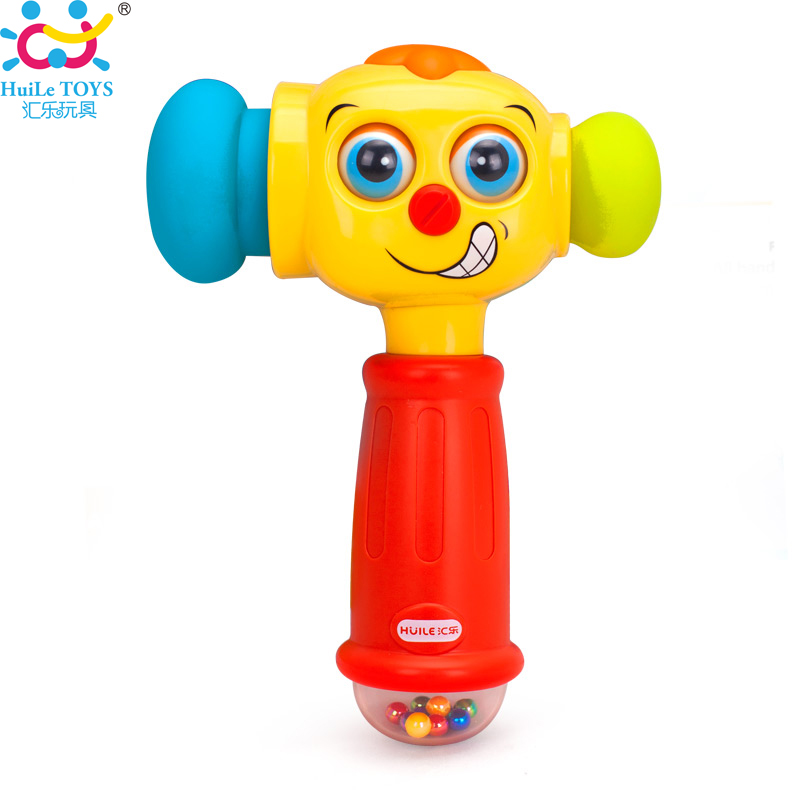 Baby Toys Play Hammer with Music Sounding Children Fun ...
