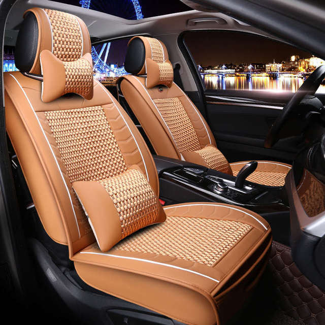 Great Styling Sport Car Seat Cover General Cushion For BMW 3 4 5 6 7 SeriesGT M3