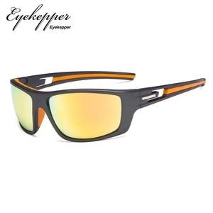 Image 3 - S066 Bifocal   Eyekepper Bifocal Sun Readers Reading Sunglasses for Sports TR90