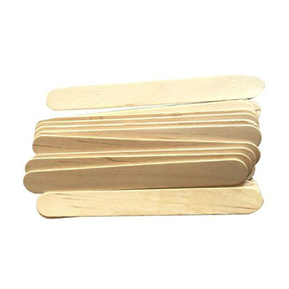 for craft ice lollipops 200 pack PLAIN natural wood wooden lolly sticks