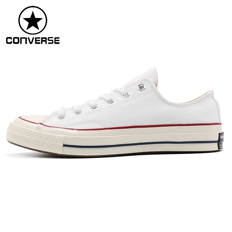 Original New Arrival  Converse Chuck 70 Unisex Skateboarding Shoes Canvas Sneakers
