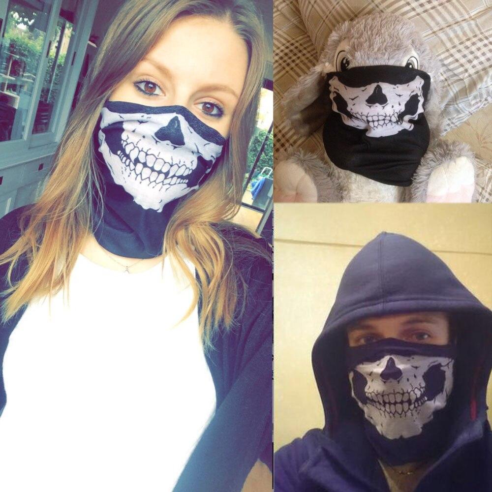 Aliexpress.com : Buy Free Ship Halloween Cosplay Bicycle Ski Skull ...
