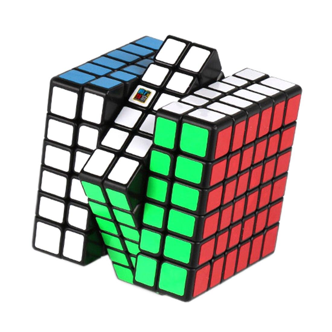 Mofangjiaoshi MFJS Paquet Ensemble Cadeau Cube Cubage Classe 2-7 Étapes Magie Cube Ensemble avec Emballage Boîte-Cadeau pour cerveau Jouets - 5