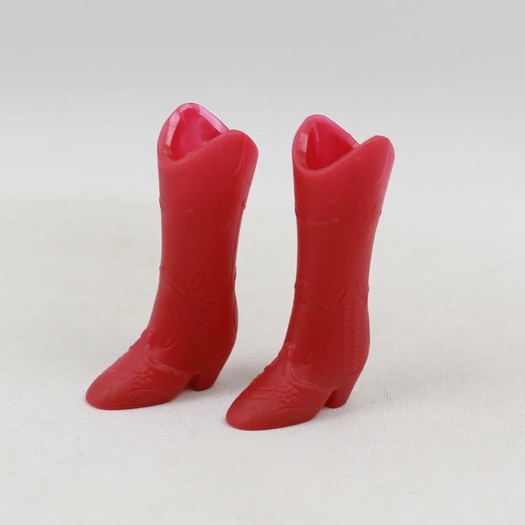 Neo Blythe Doll Heel Boots For Regular Doll 3