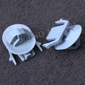 Leon Tapis de sol Fixation Clips Pinces Plastique OEM qualité 2 ensembles Skoda Mii Ibiza