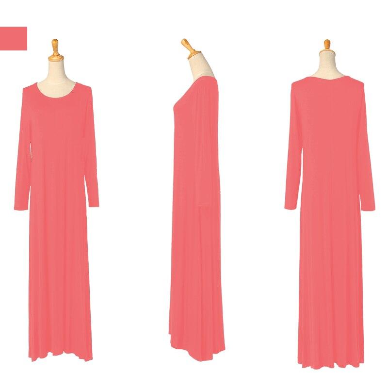 Bubble Tea 2017 muslimanska haljina Žene islamske Dubai Arapska - Nacionalna odjeća - Foto 5