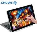 """10.1 """"hi10 pro 2 en 1 pc de la tableta de metal superior de chuwi tablet intel cereza Trail X5-Z8350 Windows 10 y Android 5.1 4G 64G IPS HDMI"""