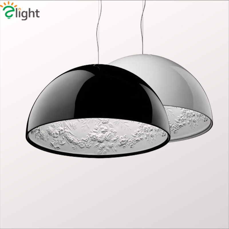 Dia60cm Modern Lustre Skygarden E27 Led Pendant Lights Luminaria Minimalism Lamparas Suspend Lamp Indoor Hanging Light Fixtures 6w nordic modern bird led pendant light dining room bar minimalism led hanging light lustre luminaria led suspend lamp