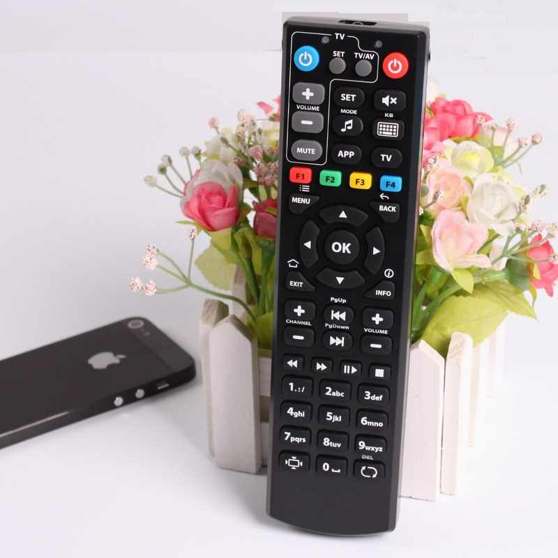 Remote Control for MAG250,MAG254 MAG255 MAG256 MAG257 MAG270 MAG275 TV Box  /IPTV set top box with Learn Function