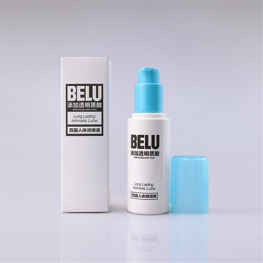 Original BELU intimate lube for men  lubricant for women lubrication for gay  products for Soft Anal 80ml cokelife brand solid powder vaginal anal lubricant for men and women gays sex oil body cream gel used with 500ml water