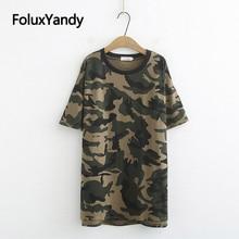 Army Green Leopard Tops Women O-neck T-shirt Plus Size Casual Loose Short Sleeve Summer Tops Cotton KKFY3626 цены
