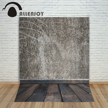 Background photography vinyl backdrop Wood flooring wall retro stitching for a photo shoot photographic camera
