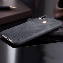 Luxury brand x-level Thin back cover case For huawei huawei p20 lite nova 3e leather cases and covers(China)