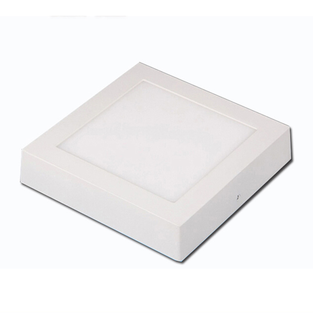 Dimmable 6w 12w 18w 24w square led panel light surface mounted led dimmable 6w 12w 18w 24w square led panel light surface mounted led ceiling downlight ac 110v mozeypictures Gallery