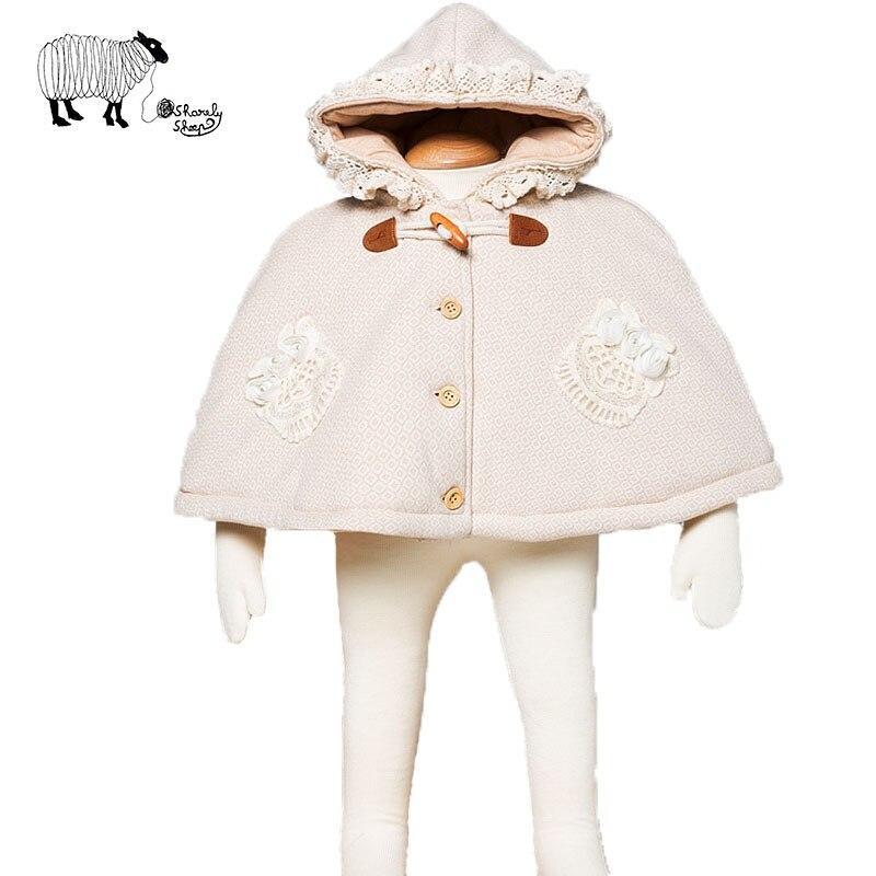 Invierno del bebé recién nacido algodón orgánico nieve caliente capa ...