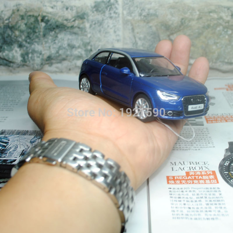 Brand New Kt 1 32 Scale Car Model Toys Germany Audi A1 Diecast