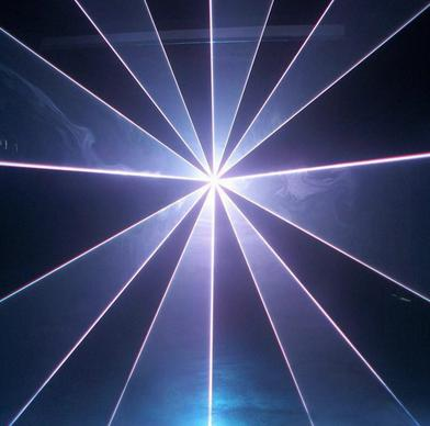 rgb animation laser