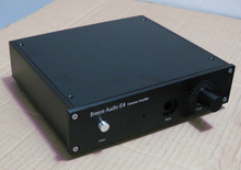 WANBO Audio Full aluminum Class A amplifier audio box Sell at a bargain price 220 x 52 x 191mm Internal size 200 x 48 x 185mm