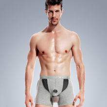 boxer shorts men's shorts modal material fashion man underwear breathable comfortable man underwear T001