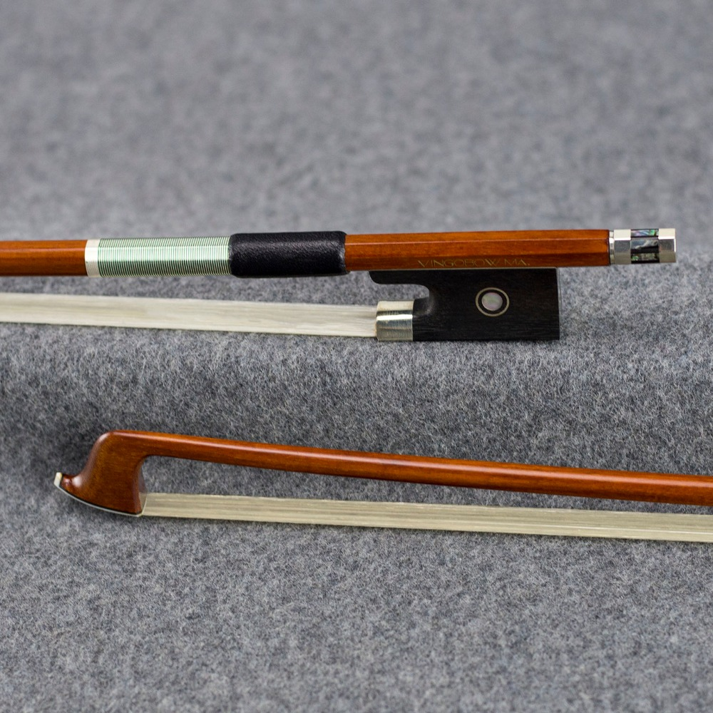 VINGOBOW Pernambuco Violin Bow 4/4 Size Master Level Most Cost Performance Model Sweet And Rich Tone