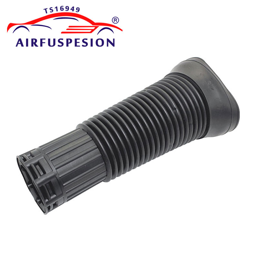 1pcs Front Dust Cover Boot For <font><b>Audi</b></font> <font><b>A8</b></font> <font><b>D3</b></font> <font><b>4E</b></font> Air Suspension Shock Absorber Rubber Bellow 4E0616039AF 4E0616040AF image