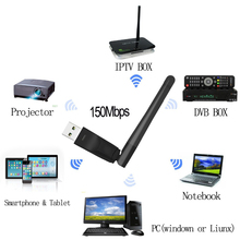150M RT5370 usb wifi adapter For mag 254 256 322 260 IPTV box Wireless Network antenna For mag254 OPENBOX htv iptv set top box