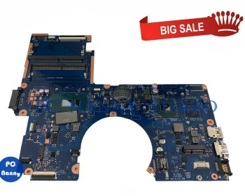 PCNANNY FOR HP Pavilion 15-AU laptop motherboard DAG34AMB6D0 SR2ZU i7-7200  GeForce 940MX  tested
