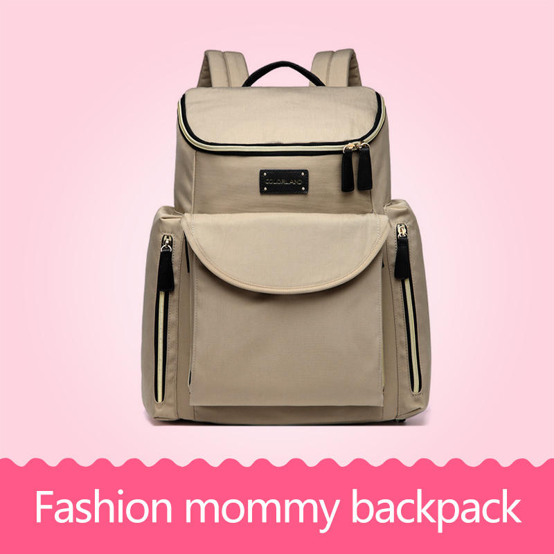 Baby Shoulder Diaper Bag Backpack Baby Care Nappy Changing Multifunctional Infant Bags Mother Mummy Bag Stroller Travel Handbag mother bag baby bags multifunctional designer multifunctional diaper tote shoulder printing mummy durable bolsa nappy bag