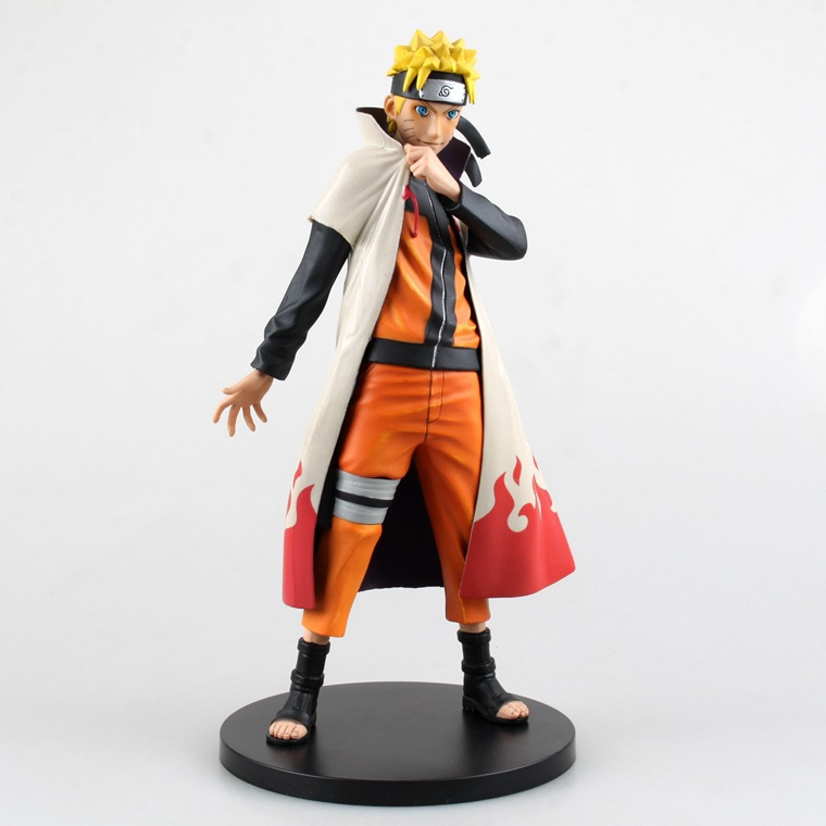 25cm High Quality NARUTO Action Figure Naruto Cosplay