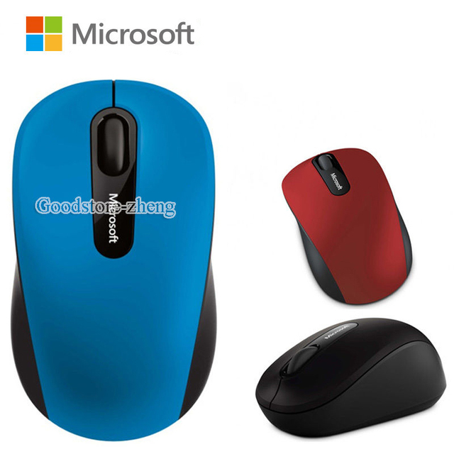 Microsoft 3600 Bluetooth 4 0 Mobile Mouse For Windows 10, 8 1, 8